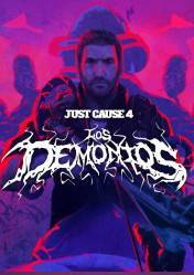 Buy Just Cause 4: Los Demonios pc cd key for Steam