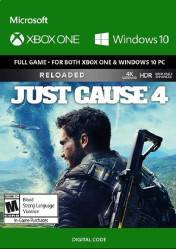 Buy Cheap Just Cause 4 Reloaded XBOX ONE CD Key