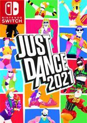 Buy Just Dance 2021 NINTENDO SWITCH CD Key