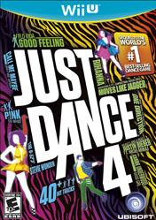 Buy Cheap Just Dance 4 WII U CD Key