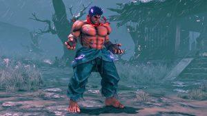 Kage opens Season 4 of Street Fighter V