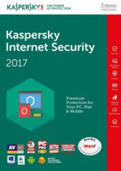 Buy Cheap Kaspersky Internet Security 2017 (1 PC 1 Year) PC CD Key