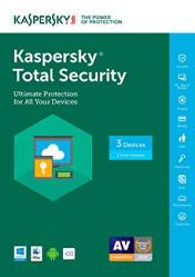 Buy Cheap KASPERSKY TOTAL SECURITY 2018 PC CD Key