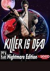 Buy Cheap Killer is Dead: Nightmare Edition PC CD Key