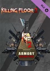 Buy Cheap Killing Floor 2 Armory Season Pass PC CD Key