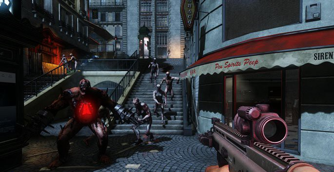 Killing Floor 2 PC Screenshot