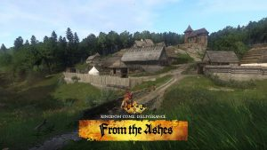 Kingdom Come Deliverance presents its first DLC: From the Ashes