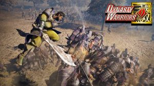 Koei Tecmo publishes Dynasty Warriors 9 gameplay