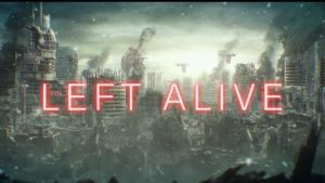Left Alive unveils its first gameplay trailer