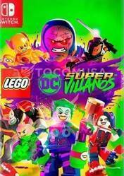 Buy Cheap LEGO DC Super Villains NINTENDO SWITCH CD Key
