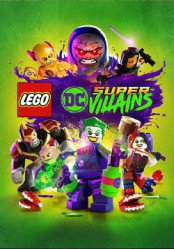 Buy Cheap LEGO DC Super-Villains PC CD Key