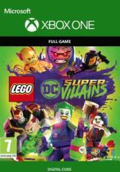 Buy Cheap LEGO DC Super-Villains XBOX ONE CD Key