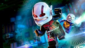 LEGO Marvel Super Heroes 2 adds a pack Adventure Ant-Man and the Wasp