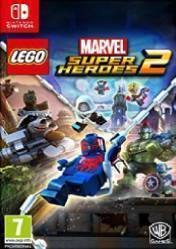 Buy Cheap LEGO Marvel Super Heroes 2 NINTENDO SWITCH CD Key