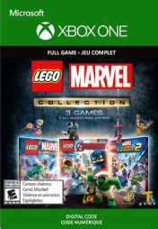 Buy Cheap Lego: Marvels Collection XBOX ONE CD Key
