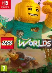 Buy Cheap LEGO Worlds NINTENDO SWITCH CD Key