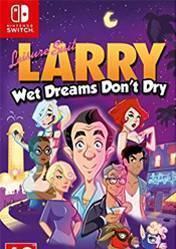 Buy Cheap Leisure Suit Larry Wet Dreams Dont Dry NINTENDO SWITCH CD Key
