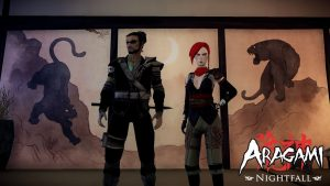 Lince Works announces an expansion for Aragami called Nightfall