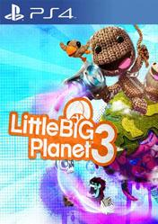 Buy Little Big Planet 3 PS4