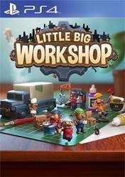 Buy Cheap Little Big Workshop PS4 CD Key