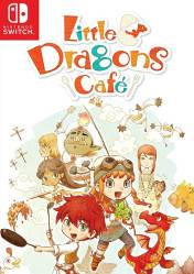 Buy Little Dragons Cafe Nintendo Switch