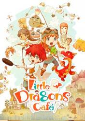 Buy Little Dragons Café pc cd key for Steam