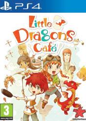 Buy Little Dragons Cafe PS4