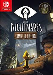 Buy Little Nightmares Complete Edition Nintendo Switch