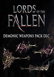 Buy Lords of the Fallen Demonic Weapon Pack DLC PC CD Key