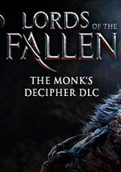 Buy Lords of the Fallen Monk Decipher DLC PC CD Key