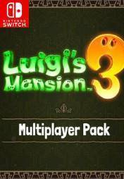 Buy Luigis Mansion 3 Multiplayer Pack Nintendo Switch