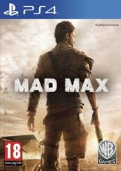 Buy Mad Max PS4