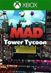 Buy Cheap Mad Tower Tycoon XBOX ONE CD Key