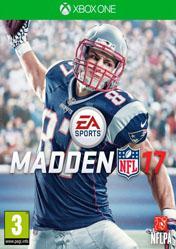 Buy Cheap Madden NFL 17 XBOX ONE CD Key