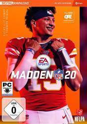 Buy Madden NFL 20 pc cd key for Origin