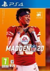 Buy Cheap Madden NFL 20 PS4 CD Key
