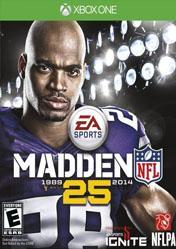 Buy Cheap Madden NFL 25 XBOX ONE CD Key