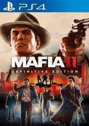 Buy Cheap Mafia II: Definitive Edition PS4 CD Key