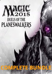 Buy Magic 2015: Duels of the Planeswalkers Complete Bundle PC CD Key