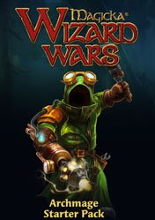 Buy Cheap Magicka Wizard Wars: Archmage Starter Pack PC CD Key