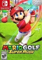 Buy Cheap Mario Golf Super Rush NINTENDO SWITCH CD Key