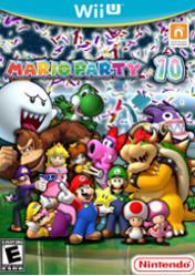 Buy Mario Party 10 WII U CD Key