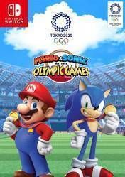 Buy Cheap Mario & Sonic at the Olympic Games Toyko 2020 NINTENDO SWITCH CD Key