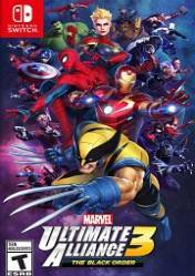 Buy Cheap MARVEL ULTIMATE ALLIANCE 3: The Black Order NINTENDO SWITCH CD Key