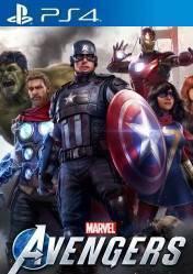 Buy Marvels Avengers PS4 CD Key
