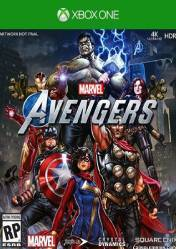 Buy Marvels Avengers XBOX ONE CD Key