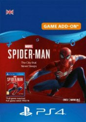 Buy Marvels Spider-Man: The City That Never Sleeps PS4