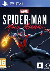 Buy Marvels Spiderman: Miles Morales PS4 CD Key