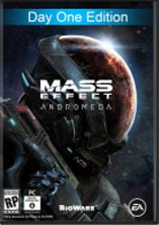 Buy Mass Effect Andromeda Day One Edition PC CD Key
