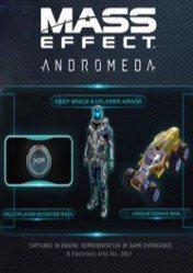 Buy Mass Effect Andromeda Deep Space Pack DLC PC CD Key